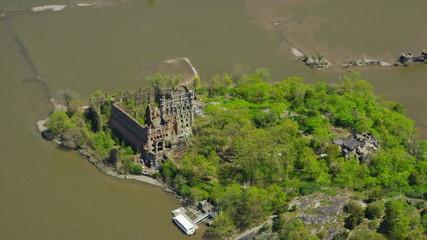 Bannermans Castle ruins
