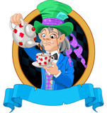 Mad Hatter design