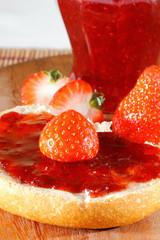 Erdbeere, Konfitüre, Marmelade