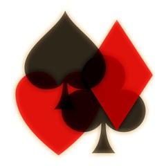 Poker symbol