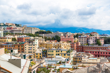 Genoa in Italy