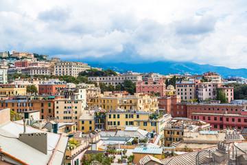 Genoa in Italy