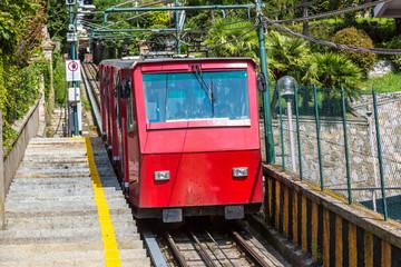 Funicular in Genoa