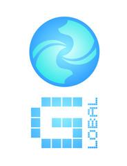 Creative global symbol