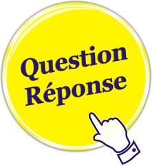 bouton question réponse