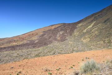 désert volcanique
