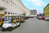 Oskar Schindler's Enamel Factory in Krakow, Poland