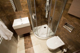 Fototapety Small bathroom