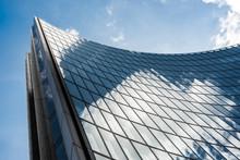 "Постер, картина, фотообои ""Skyscraper Business Office, Corporate building in London City"""