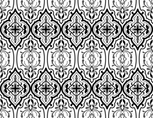 Ornamental Texture - Repetitive Pattern