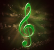 Green clef