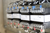 Electrical equipment at power plant