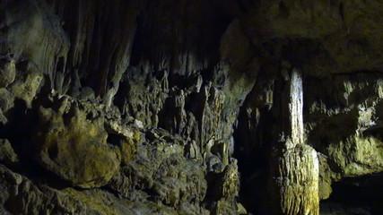 Limestone caves in Ishigaki Island