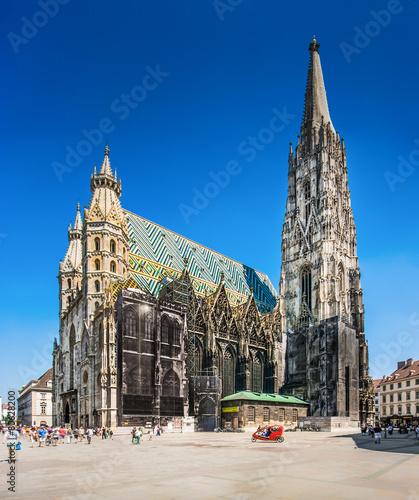 Stephansdom (St. Stephen's Cathedral), Vienna, Austria - 80628200