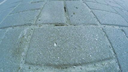 Pedestrian sidewalk