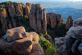 Valley of desolation, Camdeboo National Park - 80634211