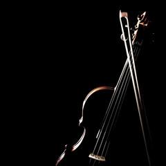 Violin bow musical instruments