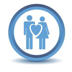 Blue Love icon