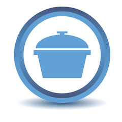 Blue Pan icon