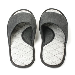 Flip flop slippers isolated