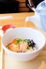 Japanese boiled rice, Ochazuke