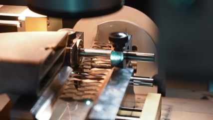 laser processing jewelry