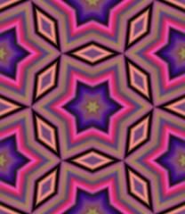 Crazy seamless pattern