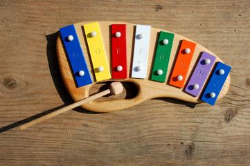 Xylophon Glockenspiel