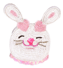 Easter Rabbit Head Ornament