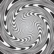 Whirlpool movement illusion.