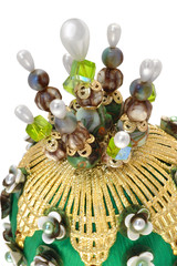 Christmas Ornament Crown