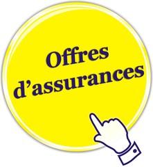 bouton offres d'assurances