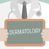 Medical Board Dermatology poster
