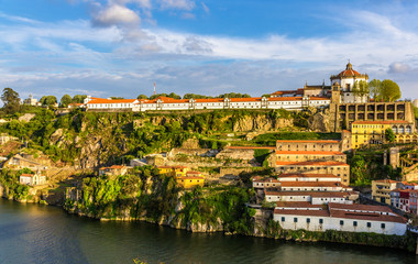 Serra do Pilar Monastery in Porto - Portugal