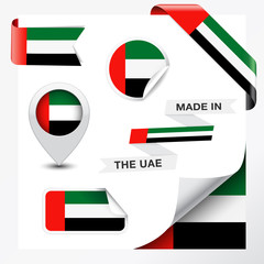 Made In The UAE Flag Collection