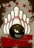 Bowling Mascot - 80655032