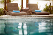Swimming pool, Bali style - 80655254