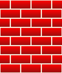 Repeatable brickwall background