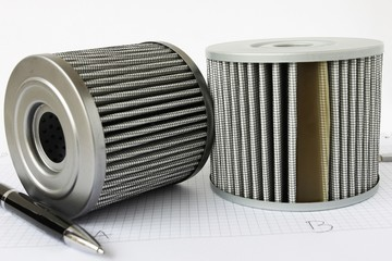 Reverse engineer fuel filter product