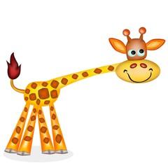 giraffa dolce