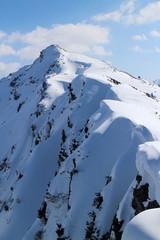 Slopes of Rippetegg peak, Austria