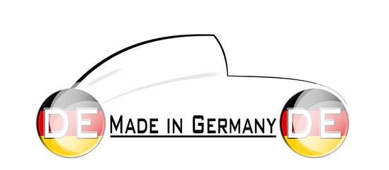 Automobilnation Deutschland