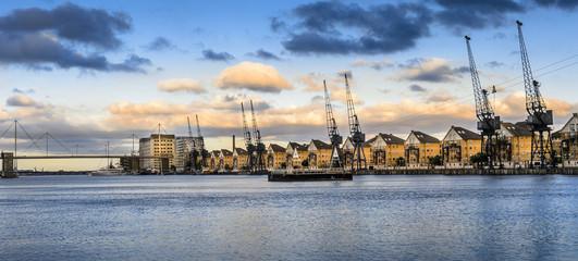 Docklans London
