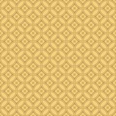 Japanese vector seamless pattern