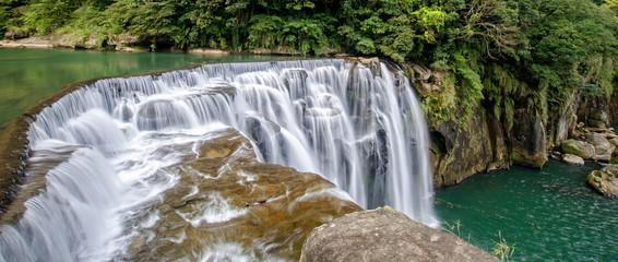 Shifen Waterfall,Taiwan