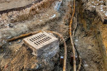 veraltete Leitungen werden saniert