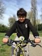 bambino in bici