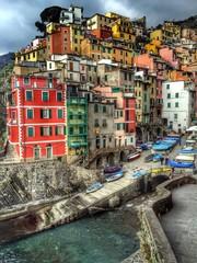 Riomaggiore 5 Terre Liguria Italy