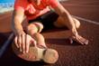 leg injury in the athlete - 80670228