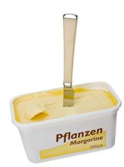 Pflanzenmargarine